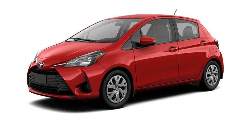 2019 Yaris 5-DR LE Hatchback Convenience Package